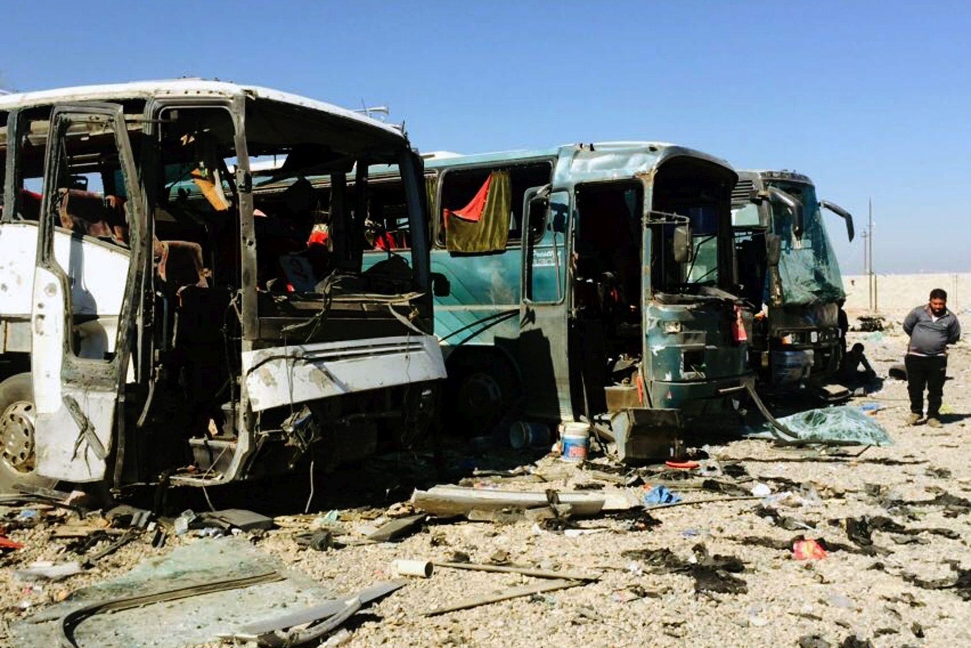 IRAK U bombaškim samoubilačkim napadima ubijena 21 osoba