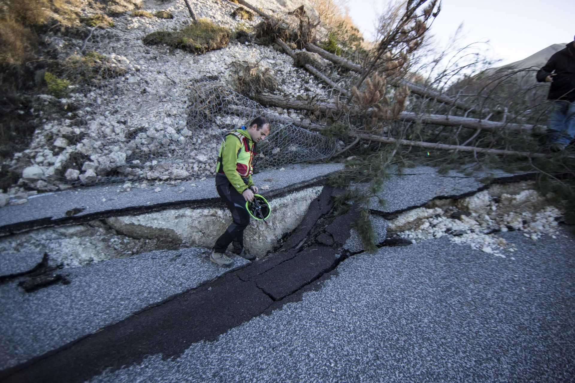 Novi potres u središnjoj Italiji