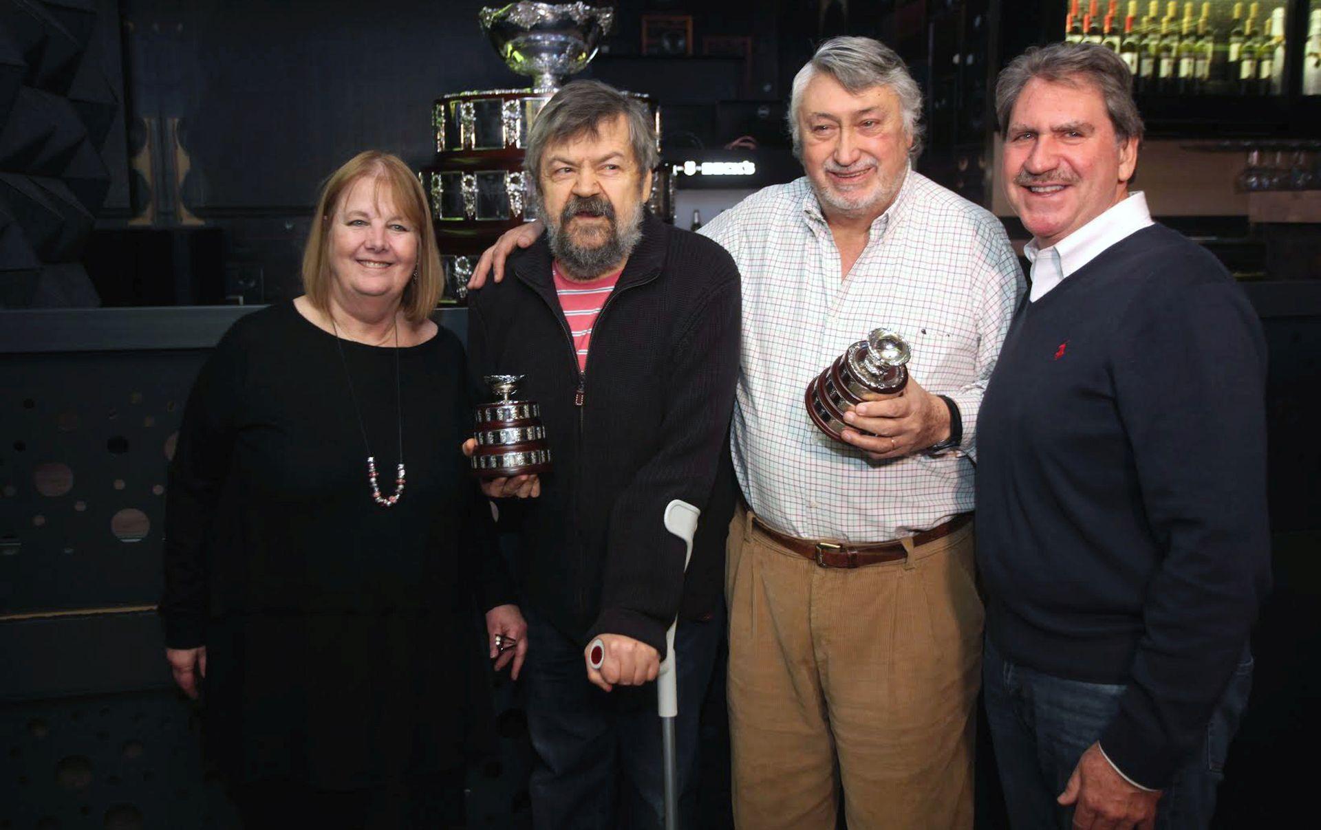 ITF: Nagrada Nevenu Bertičeviću za doprinos promociji tenisa
