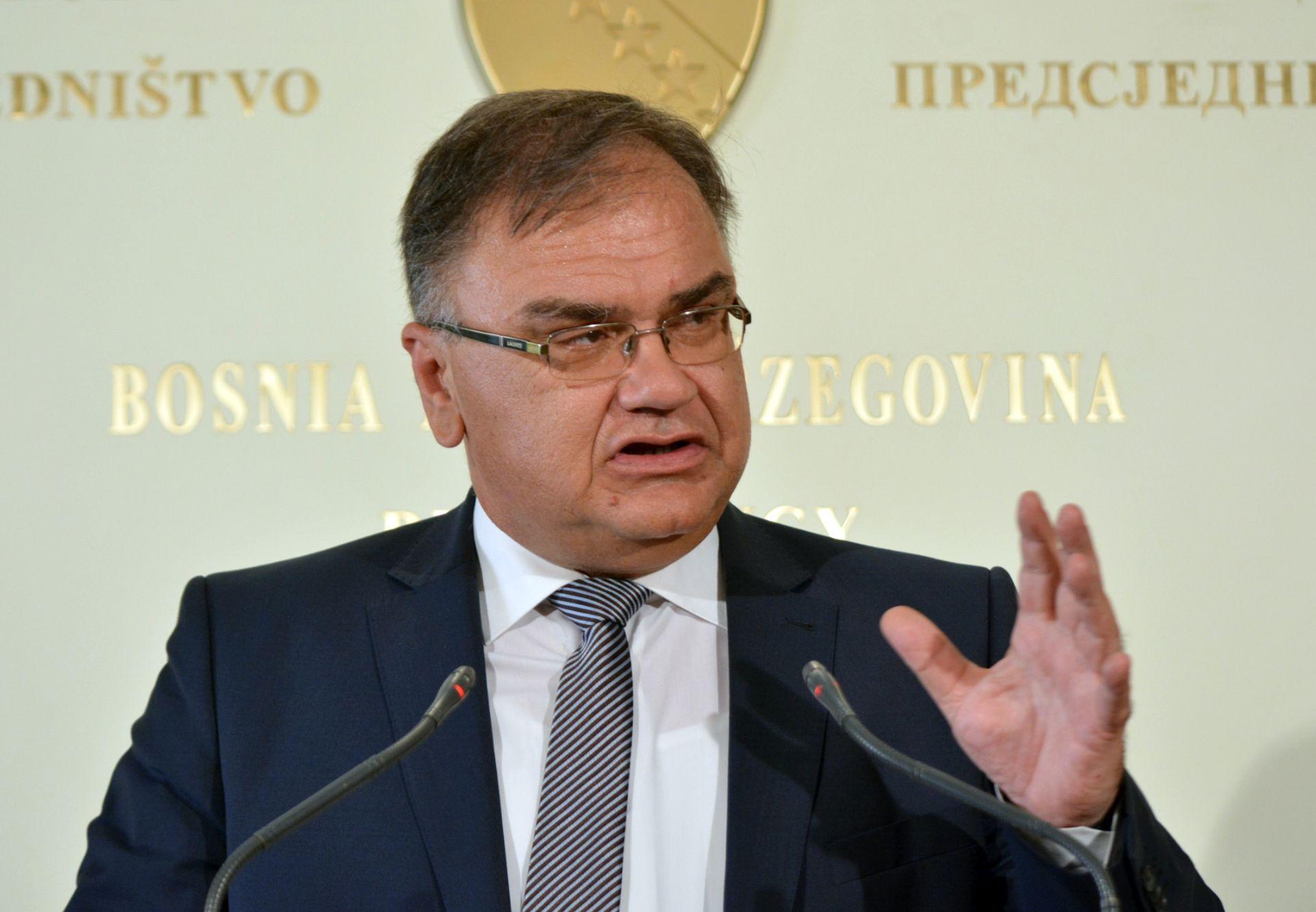 Islamska zajednica osudila Ivanića zbog neprihvaćanja Ugovora s BiH