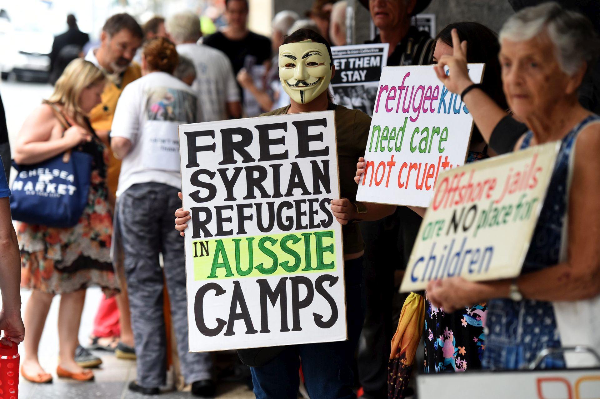 POSTIGNUT SPORAZUM: Australija i SAD dogovorili premještaj izbjeglica