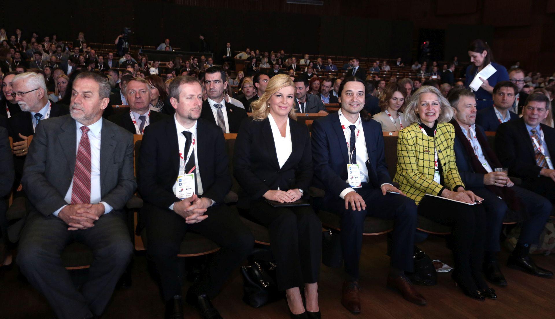 GRABAR-KITAROVIĆ: Hrvatska spremna sudjelovati u europskom poduzetničkom sustavu