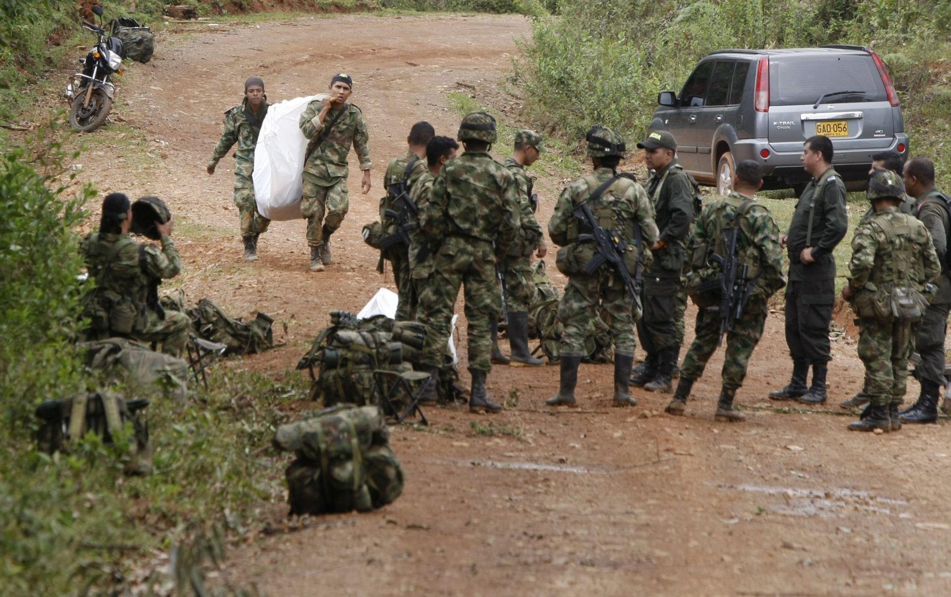 PREKRŠENO PRIMIRJE: U Kolumbiji ubijena dvojica pobunjenika FARC-a