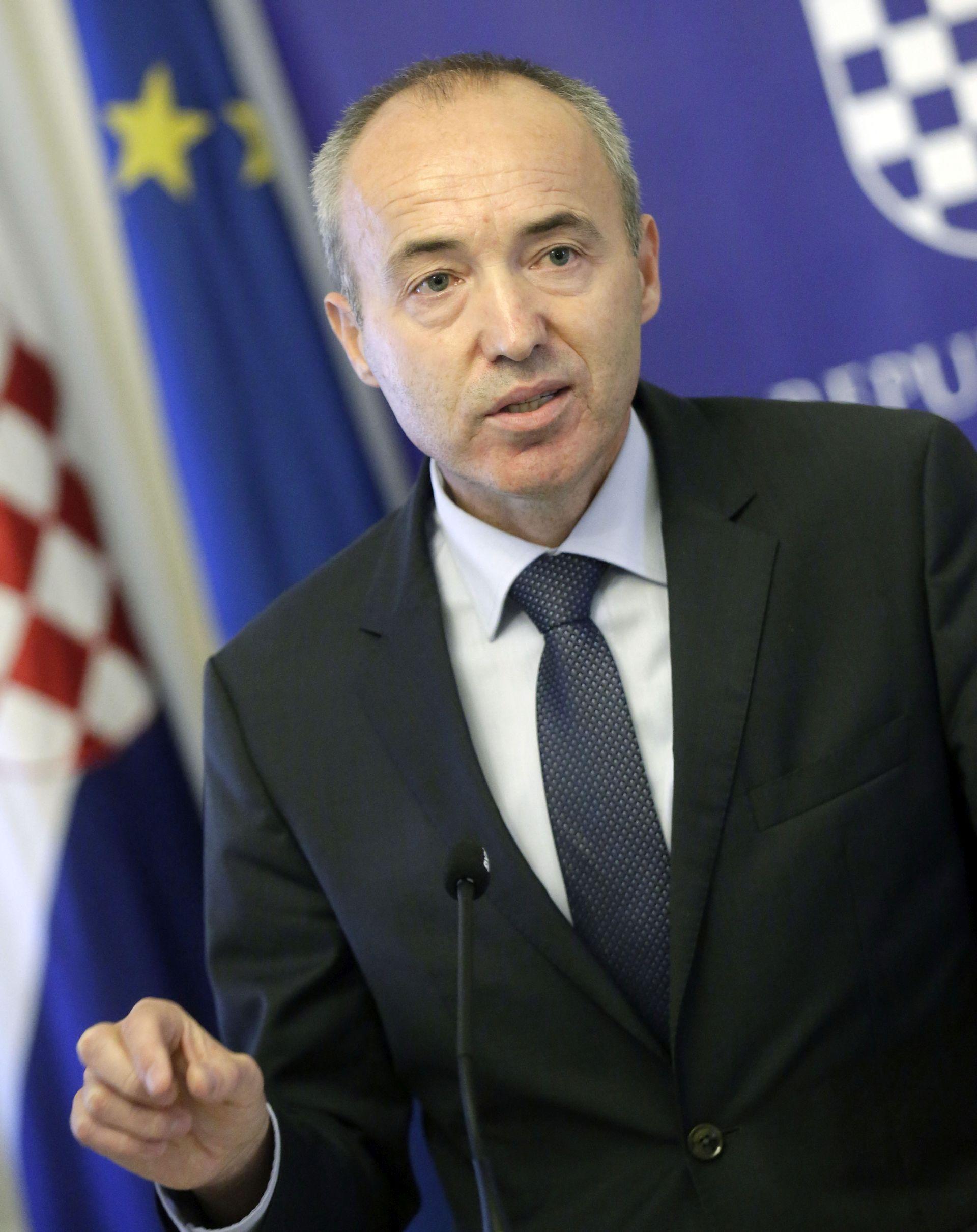 KRSTIČEVIĆ: Slučaj optužnica iz BiH je politički proces s ciljem destabilizacije Hrvatske