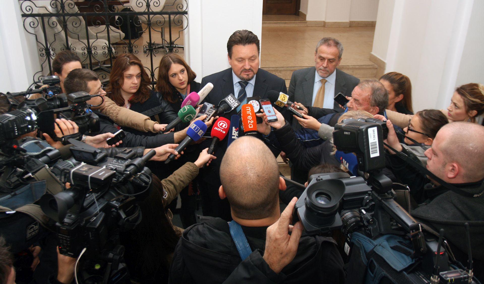 KUŠČEVIĆ I BANDIĆ: Do kraja studenoga spajanje katastra i zemljišne knjige Zagreba