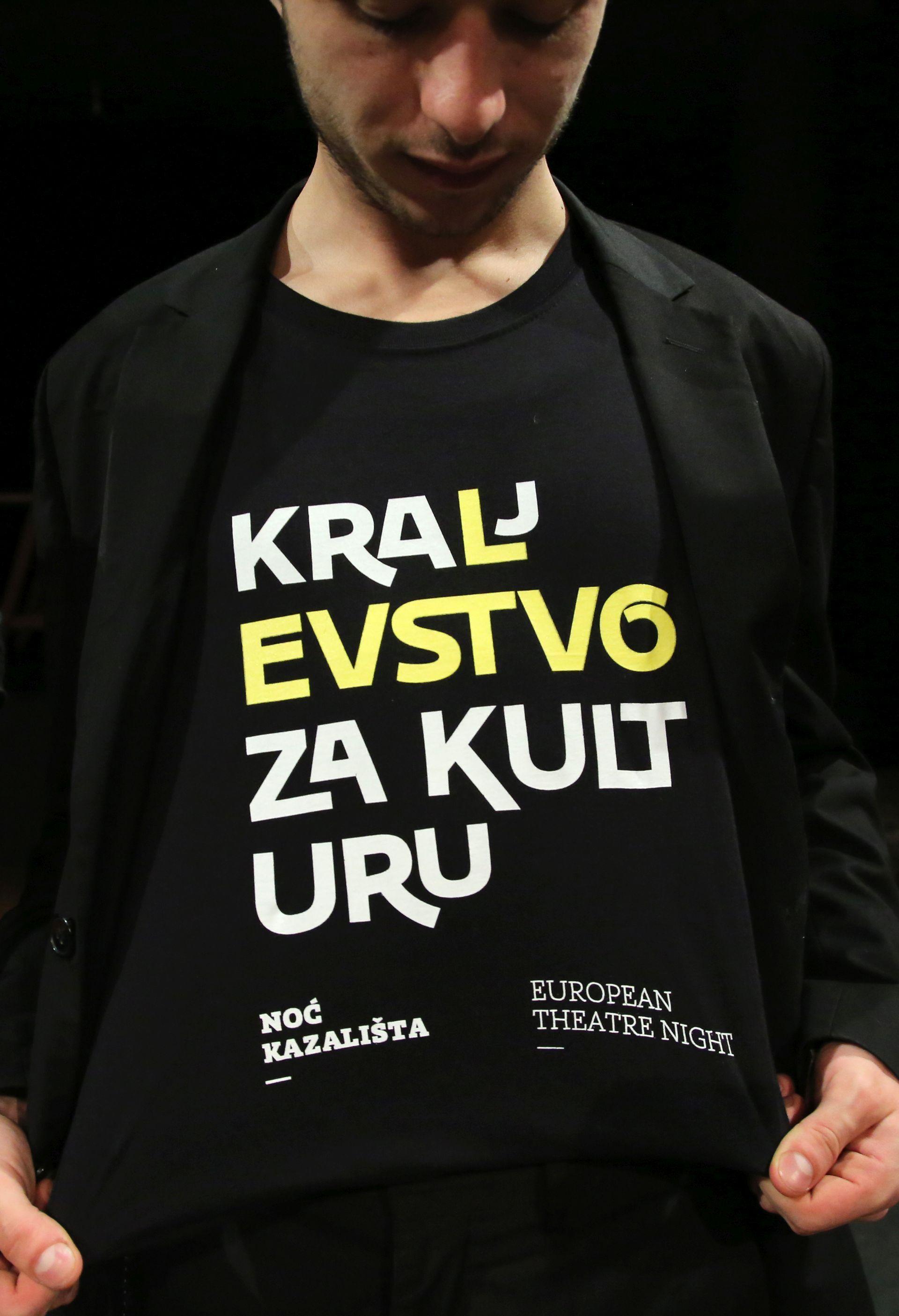 """""""KRALJEVSTVO ZA KULTURU"""": Osma Noć kazališta privukla 38 tisuća posjetitelja"""