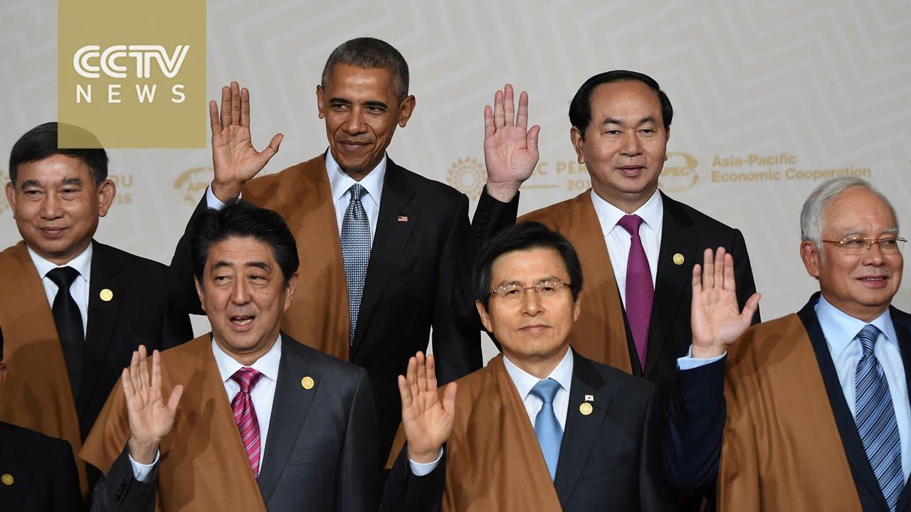 APEC 2016 Svijetski državnici usvojili završnu deklaraciju