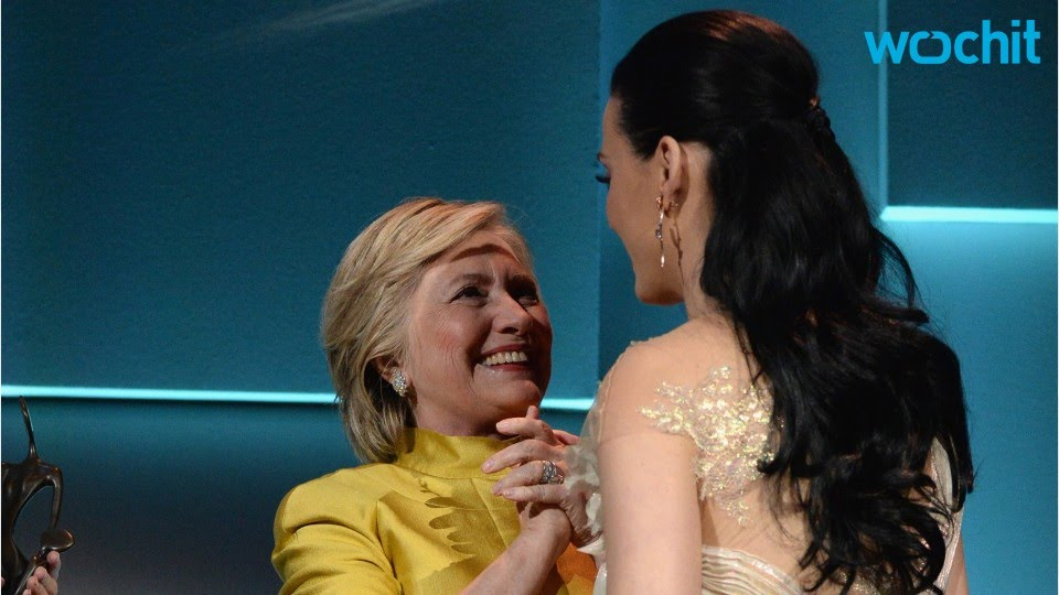 VIDEO: Hillary Clinton iznenadila Katy Perry na humanitarnom eventu
