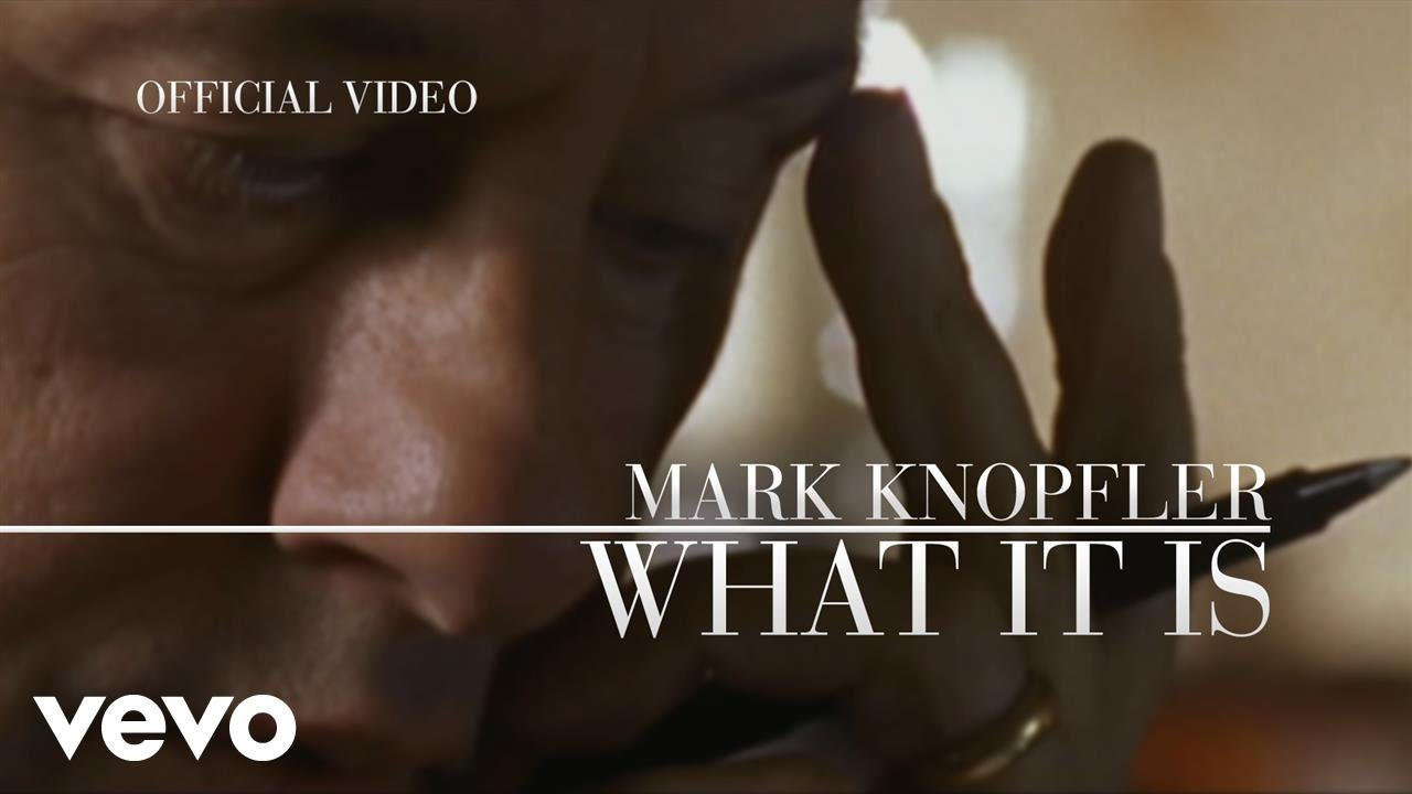 VIDEO: Mark Knopfler objavio video spot za single 'What It Is'