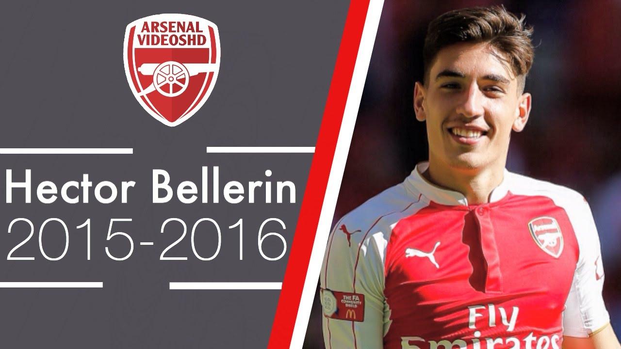 VIDEO: ODBIO CITY I BARCELONU Hector Bellerin još šest godina u Arsenalu