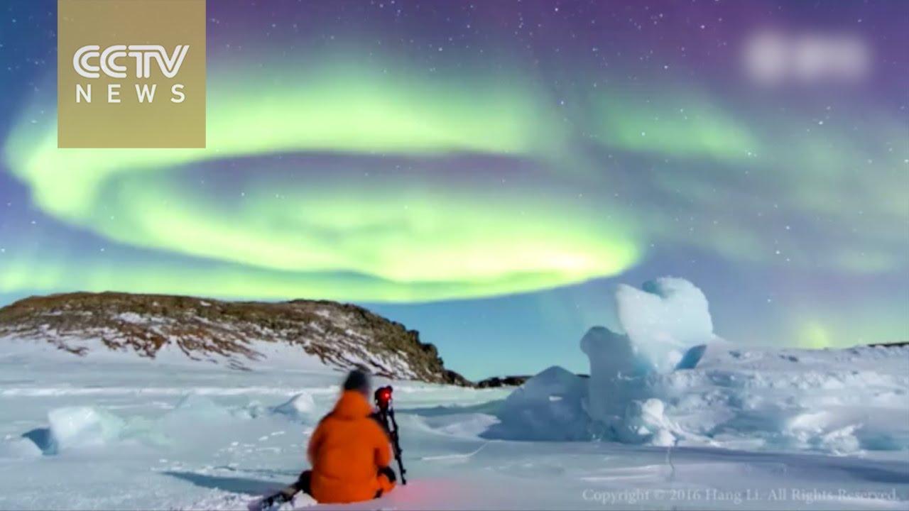 VIDEO: Odmorite se uz prirodne ljepote Antarktika
