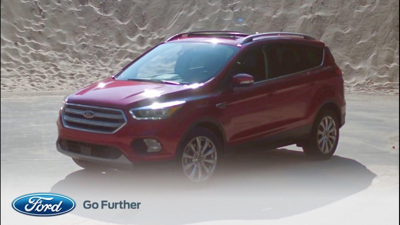 VIDEO: Pogledajmo pobliže redizajniranu Ford Kugu (Escape)