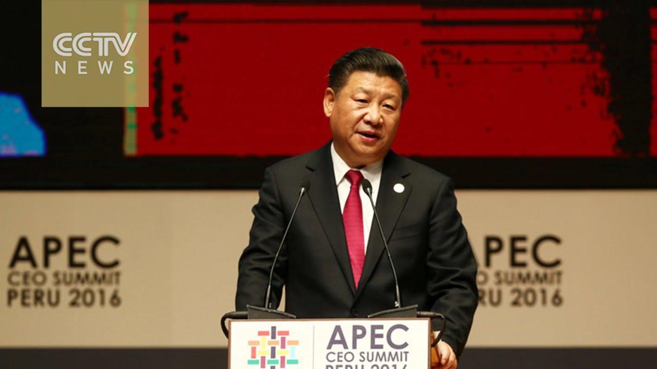 VIDEO: APEC CEO SUMMIT Kineski predsjednik naglasio važnost azijsko-pacifičke regije u globalnoj ekonomiji