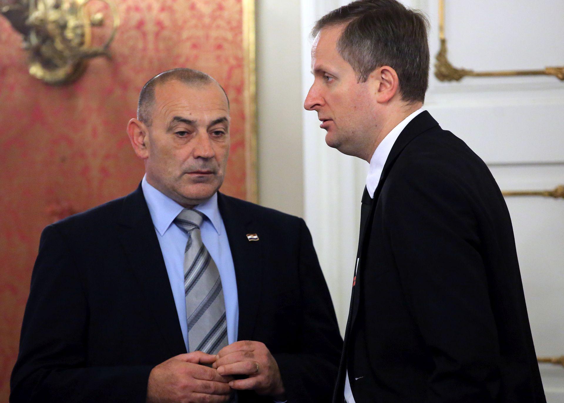 VLADA Ministar Medved će koordinirati u vezi s procesuiranjem ratnih zločina u BiH