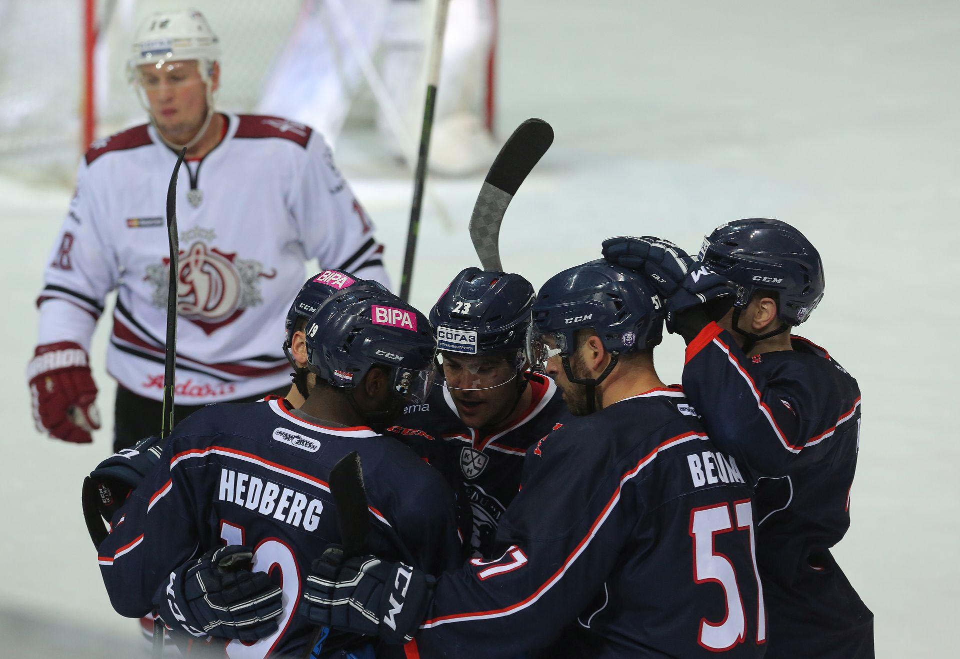 KHL: Medveščak – Dinamo Riga 1:0