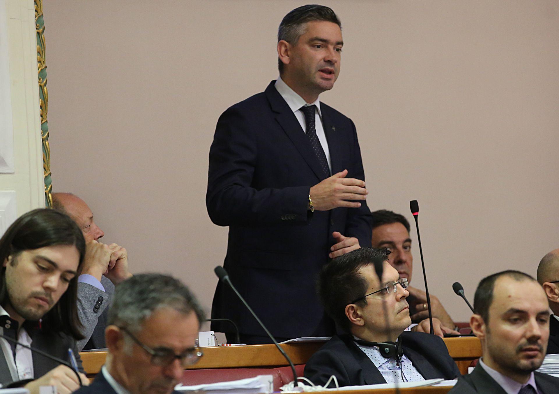 MILETIĆ (IDS) 'Ne znam kome je u interesu ova destabilizacija i zašto je to Most pokrenuo'