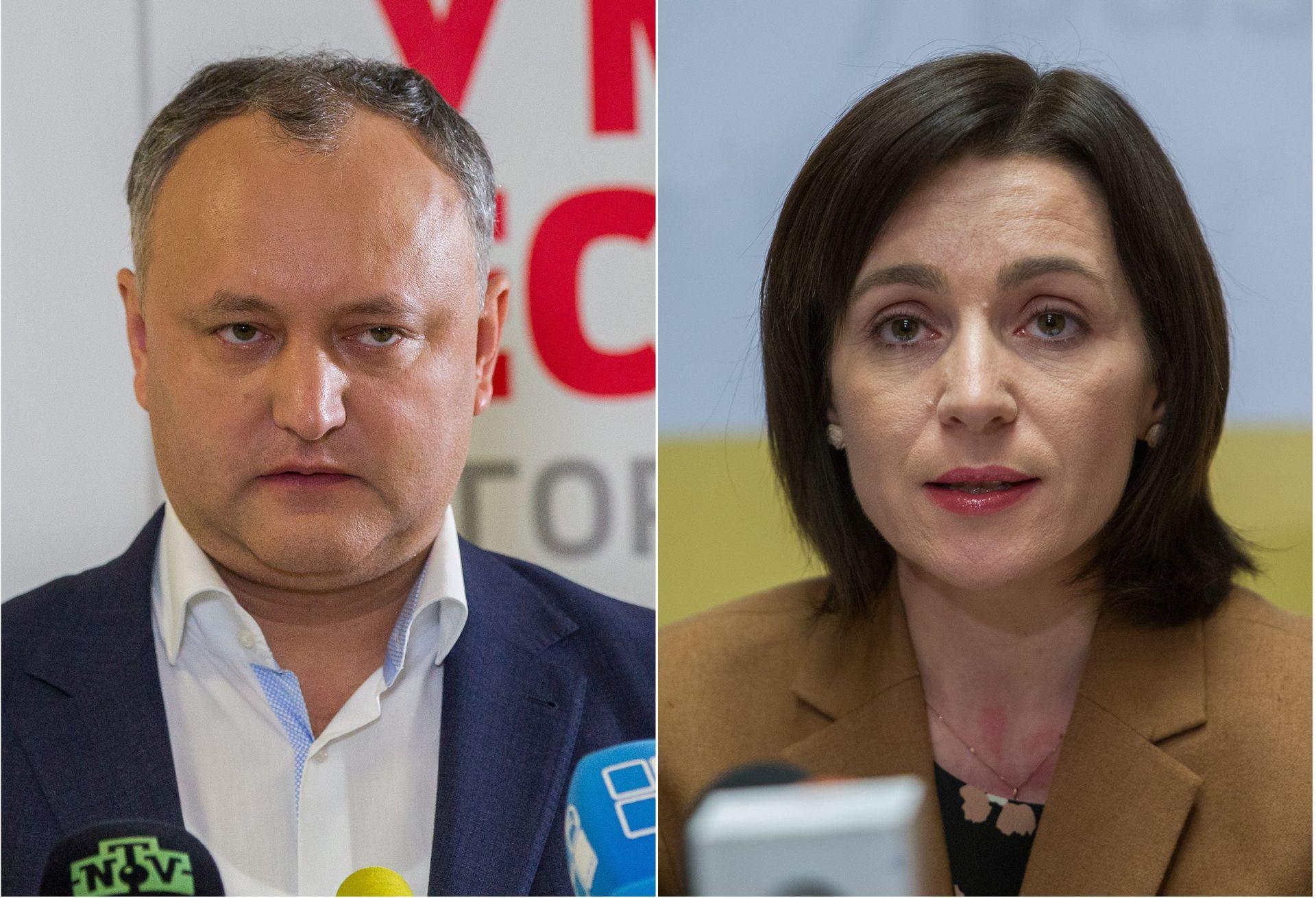 DRUGI KRUG Moldavci izlaze na povijesne predsjedničke izbore