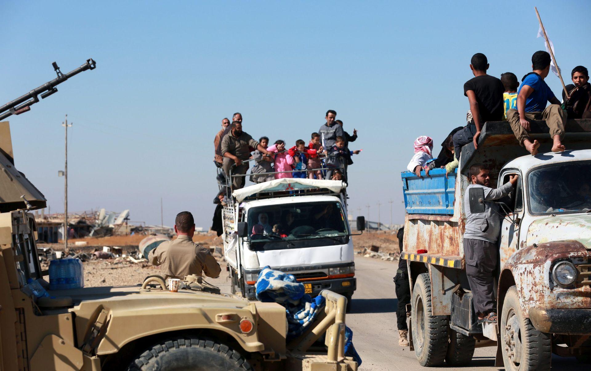 SUKOBI U MOSULU: Iračke specijalne snage pojačale napade