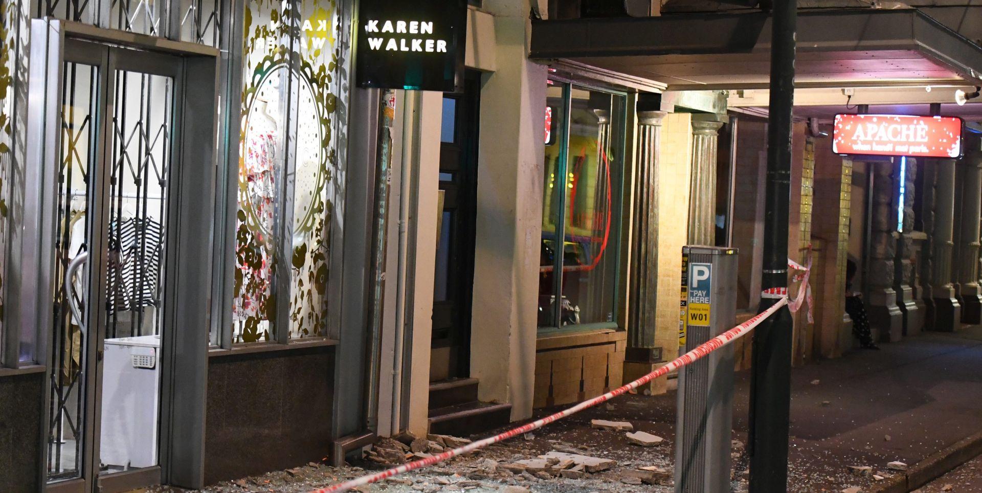 Dvije žrtve potresa na Novom Zelandu