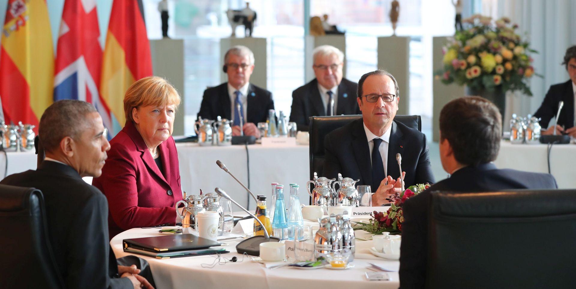 Obama i europski čelnici čvrsto uz NATO i za sankcije Rusiji