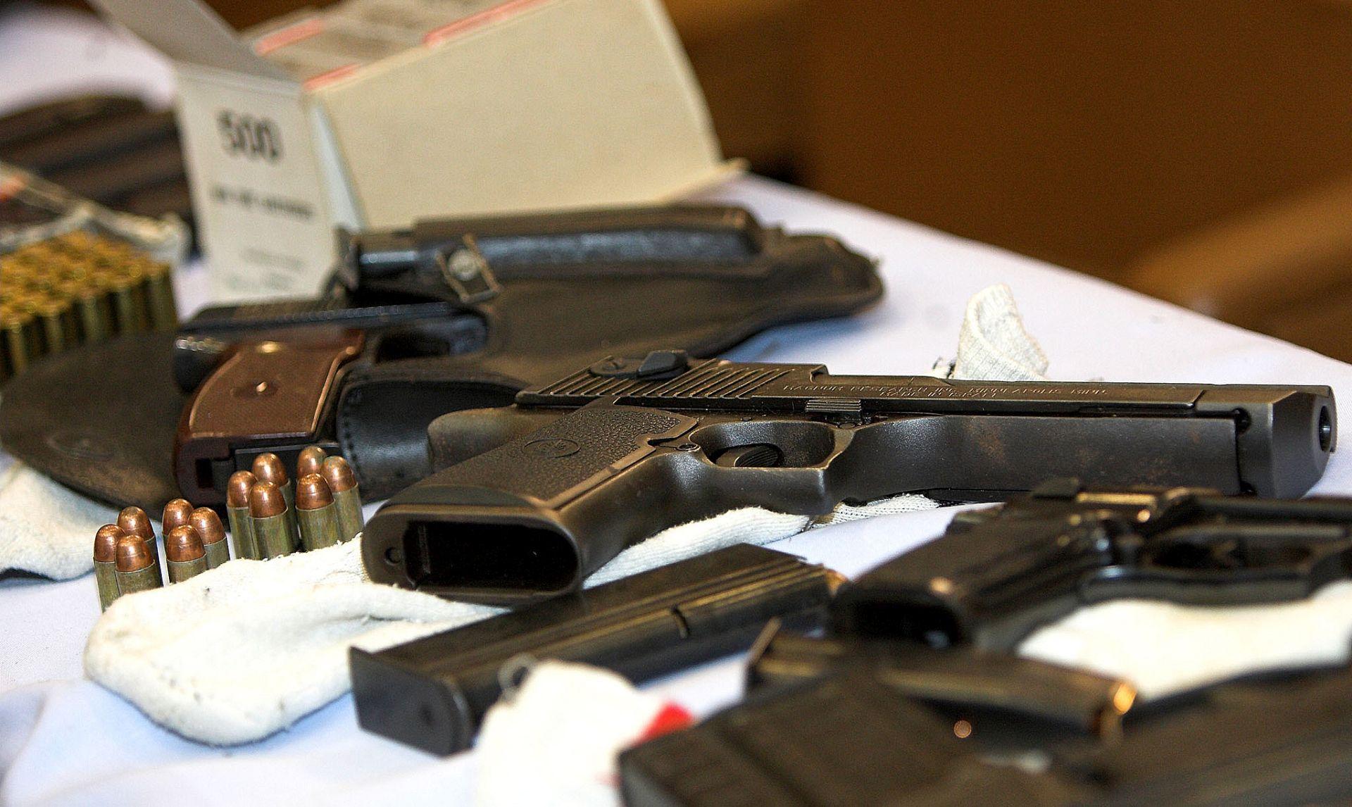 SUKOBI U SIRIJI: Dio oružja iz arsenala JNA u Sloveniji možda je završio kod islamista