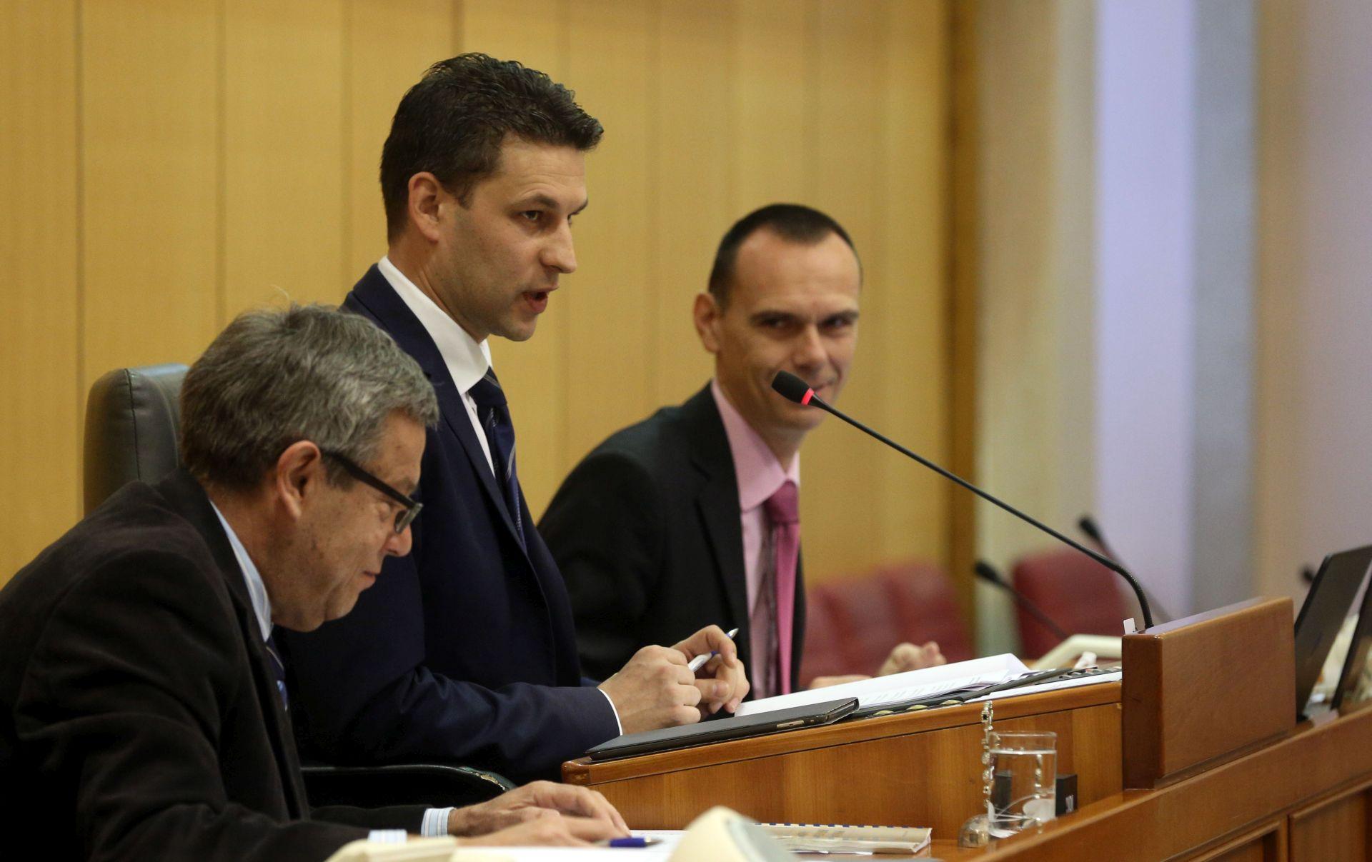 SABOR Dopunjen dnevni red zakonskim paketom porezne reforme