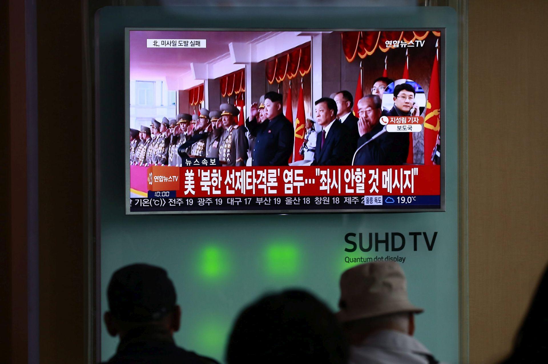 UPOZORENJE JUŽNE KOREJE 'Pjongjang je spreman za sljedeći nuklearni test'