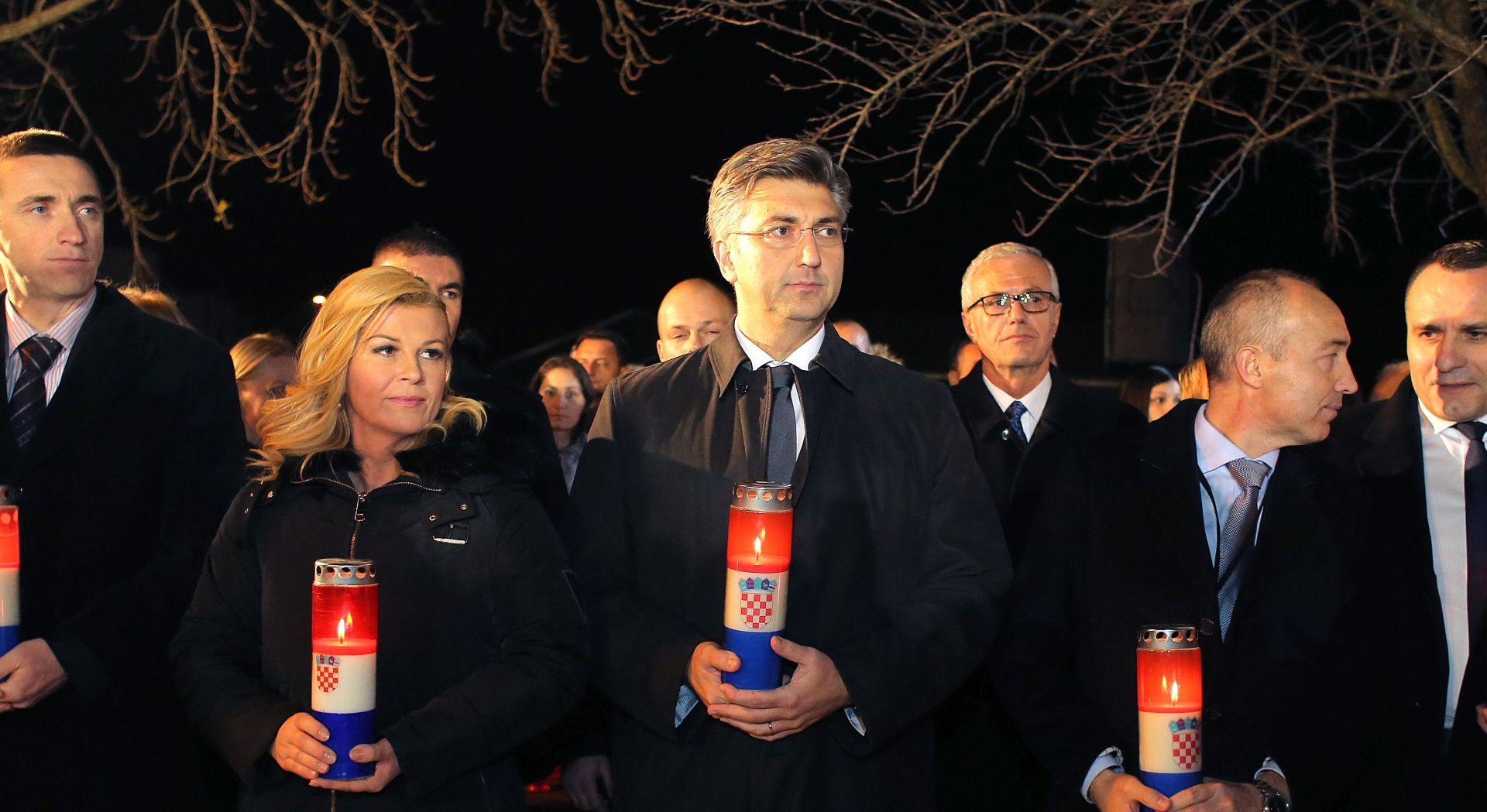 """PLENKOVIĆ: """"Nisam nešto pretjerano doživio kritike predsjednice"""""""