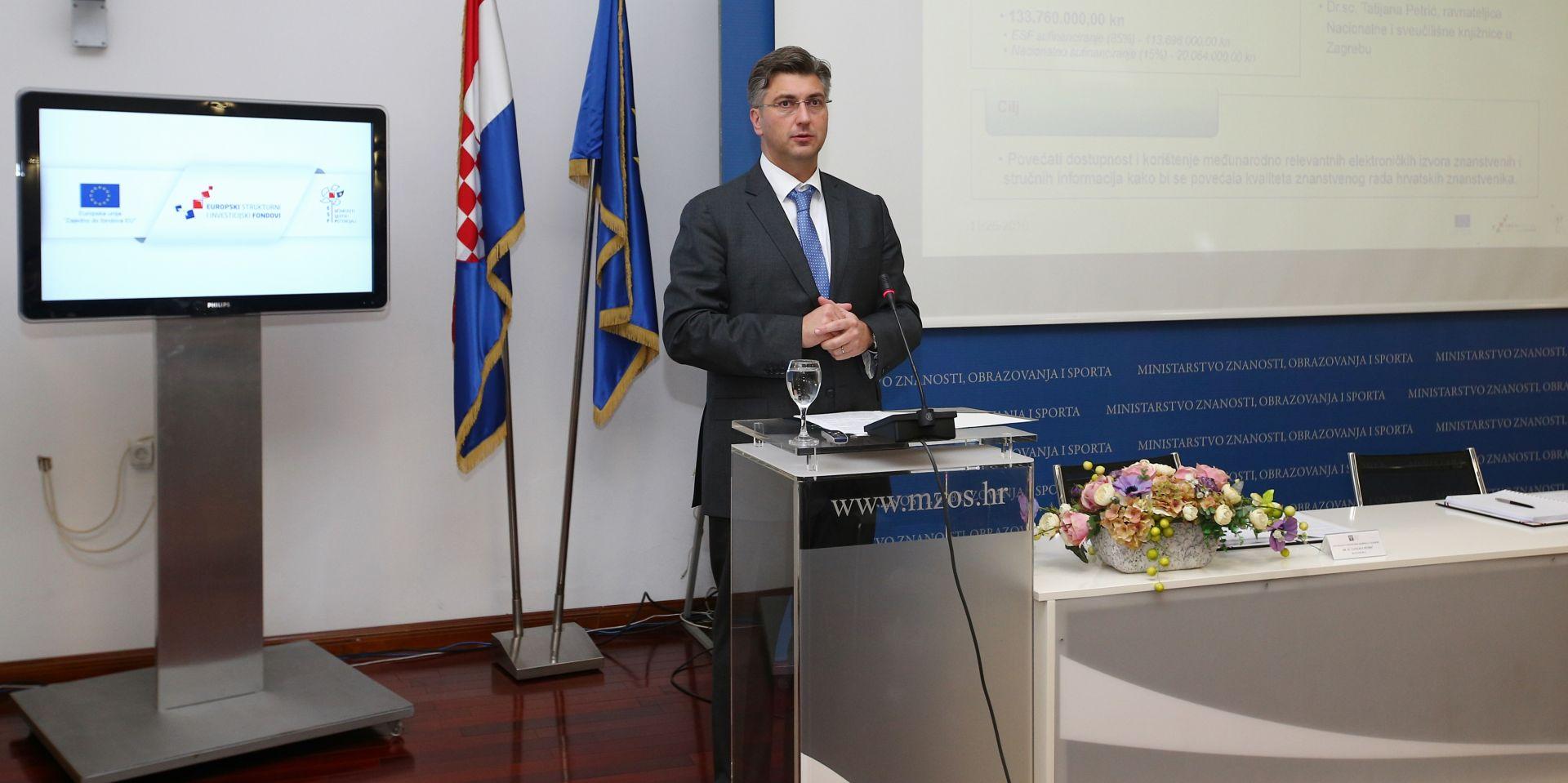 PLENKOVIĆ: Pokrećemo postupak ratifikacije Konvencije o borbi protiv nasilja nad ženama