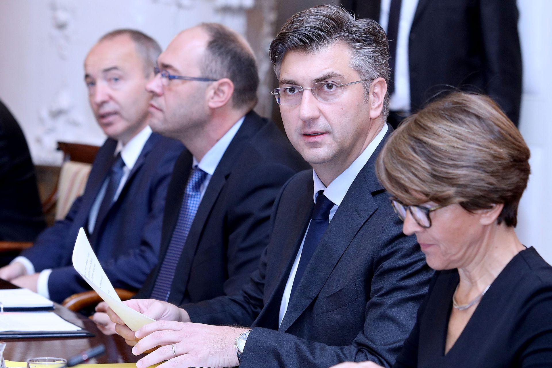 VLADA DANAS U VUKOVARU Plenković: 'Donijet ćemo niz odluka iz različitih resora koji će manifestirati potporu Vukovaru'