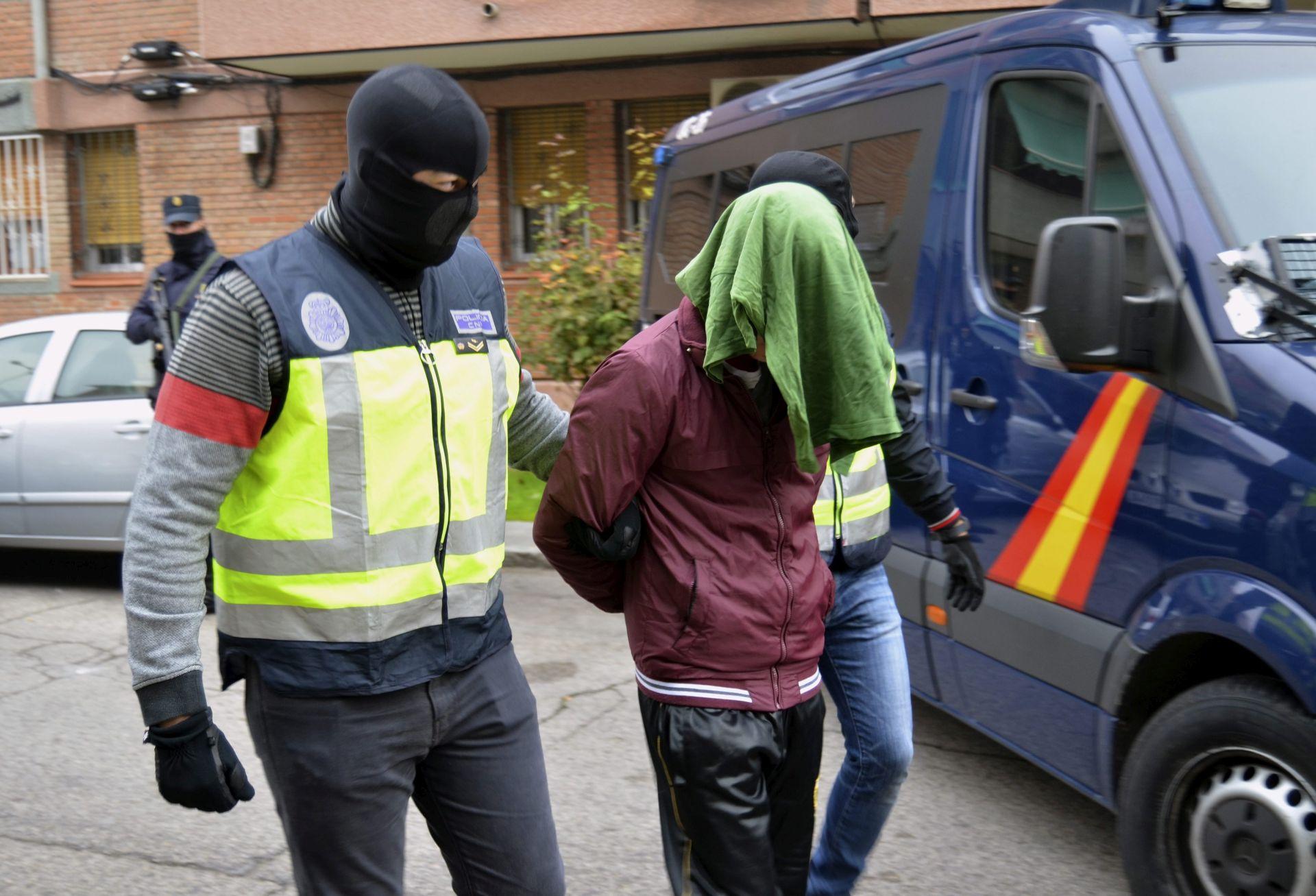 ŠPANJOLSKA POLICIJA: Uhićena dva pripadnika Islamske države