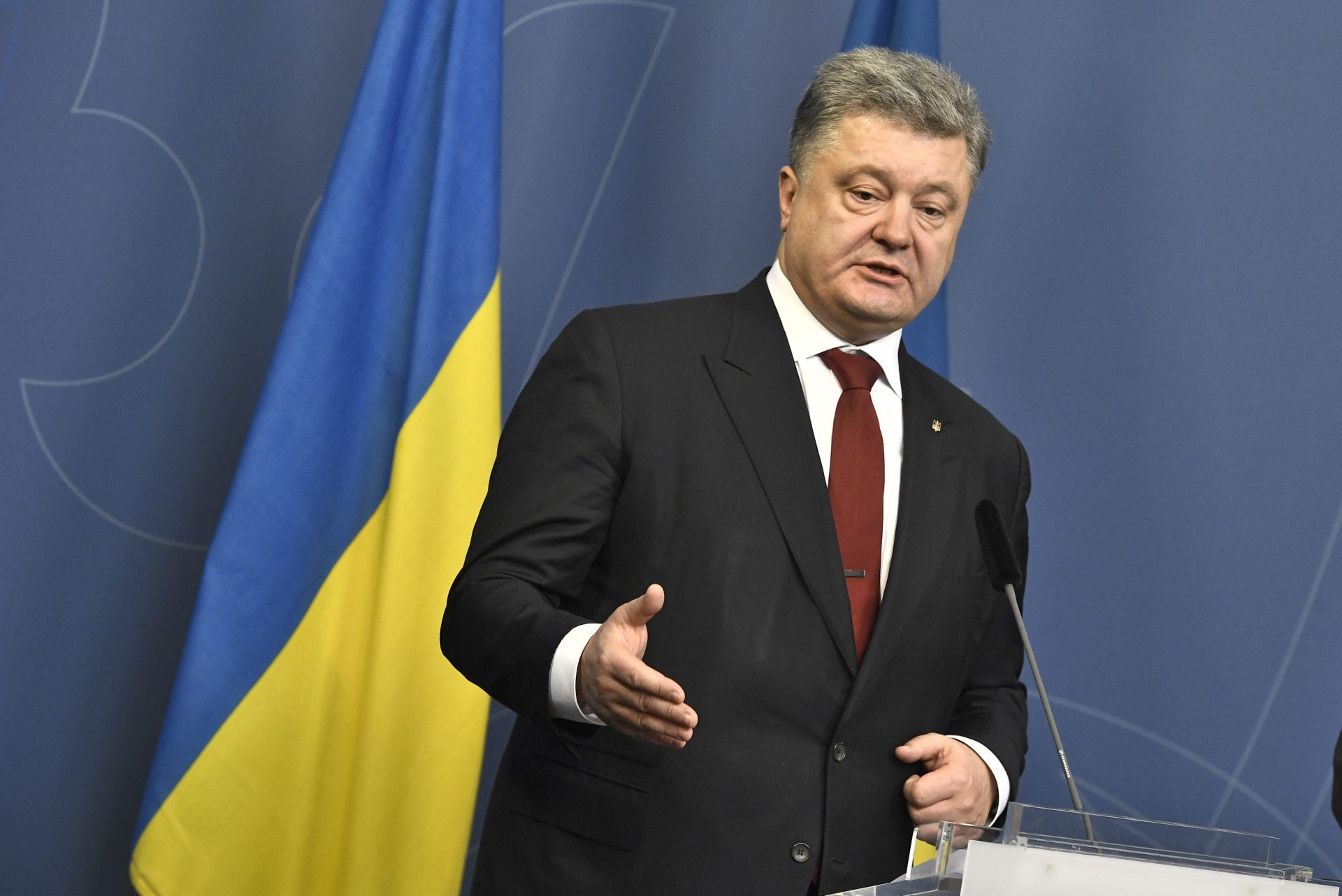 TRAŽI SANKCIJE: Porošenko zbog Rusije namjerava izvršiti pritisak na čelnike EU