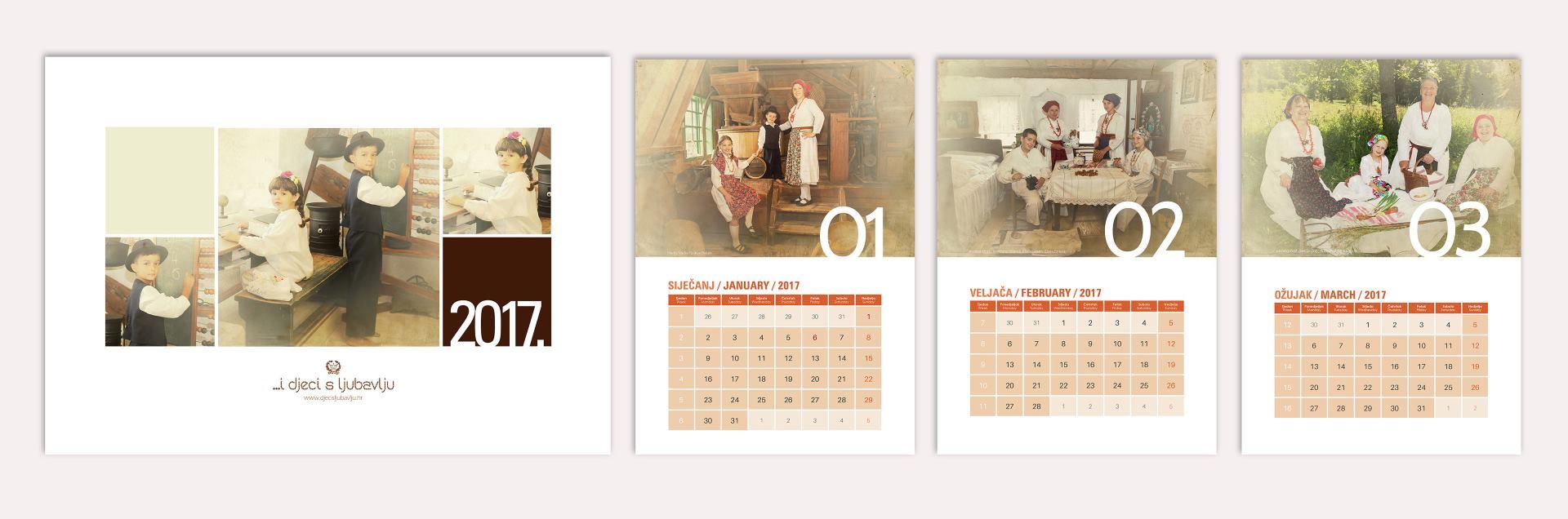 GORSKOM KOTARU S LJUBAVLJU Humanitarna akcija i kalendar za nabavku logopedske opreme za Grad Delnice