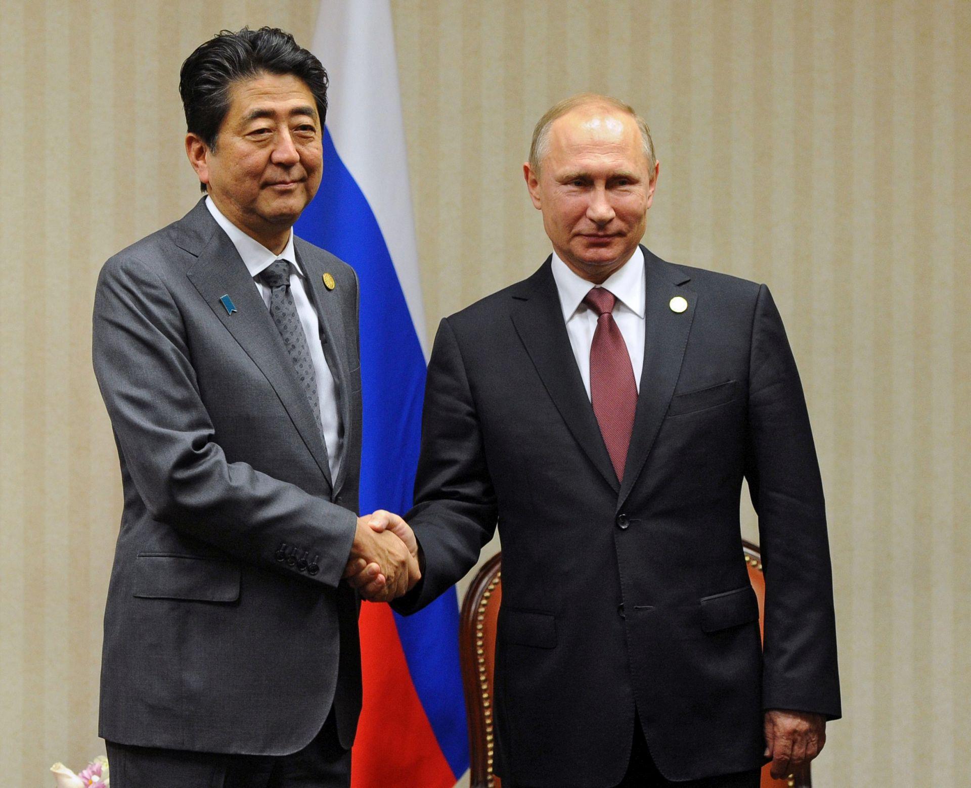 """NEZADOVOLJSTVO JAPANA: Rusko postavljanje raketa je """"nekompatibilno"""" sa stavom Tokija"""