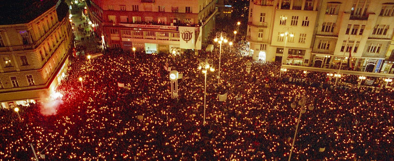 FOTO: U organizaciji tjednika Nacional i HND-a svečano obilježeno 20 godina od demonstracija za slobodu medija