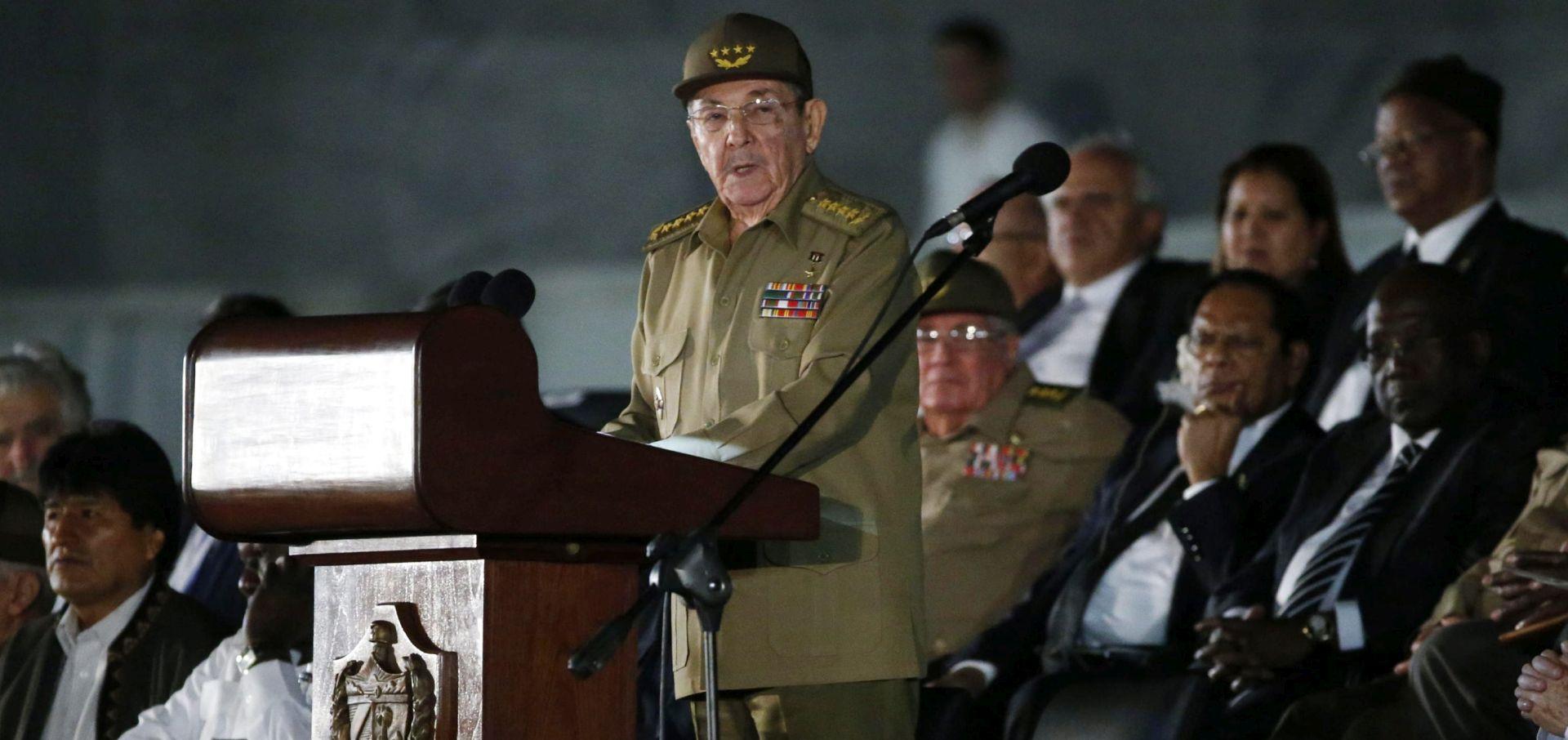 Havana se oprašta od Fidela Castra