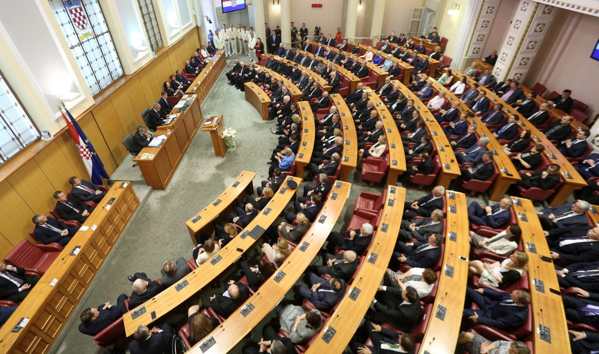 SDP-ovcima zasmetala HDZ-ova suzdržanost oko SNS-a; Plenković im poručio da su demagozi