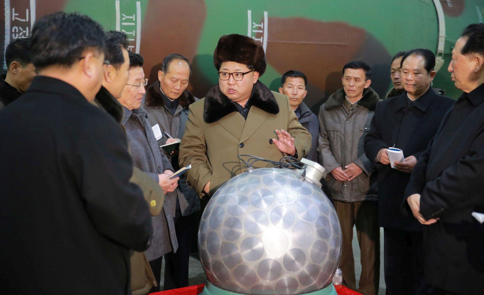 RUSIJA ODUGOVLAČI: SAD i Kina usuglašene oko novih sankcija Sj. Koreji