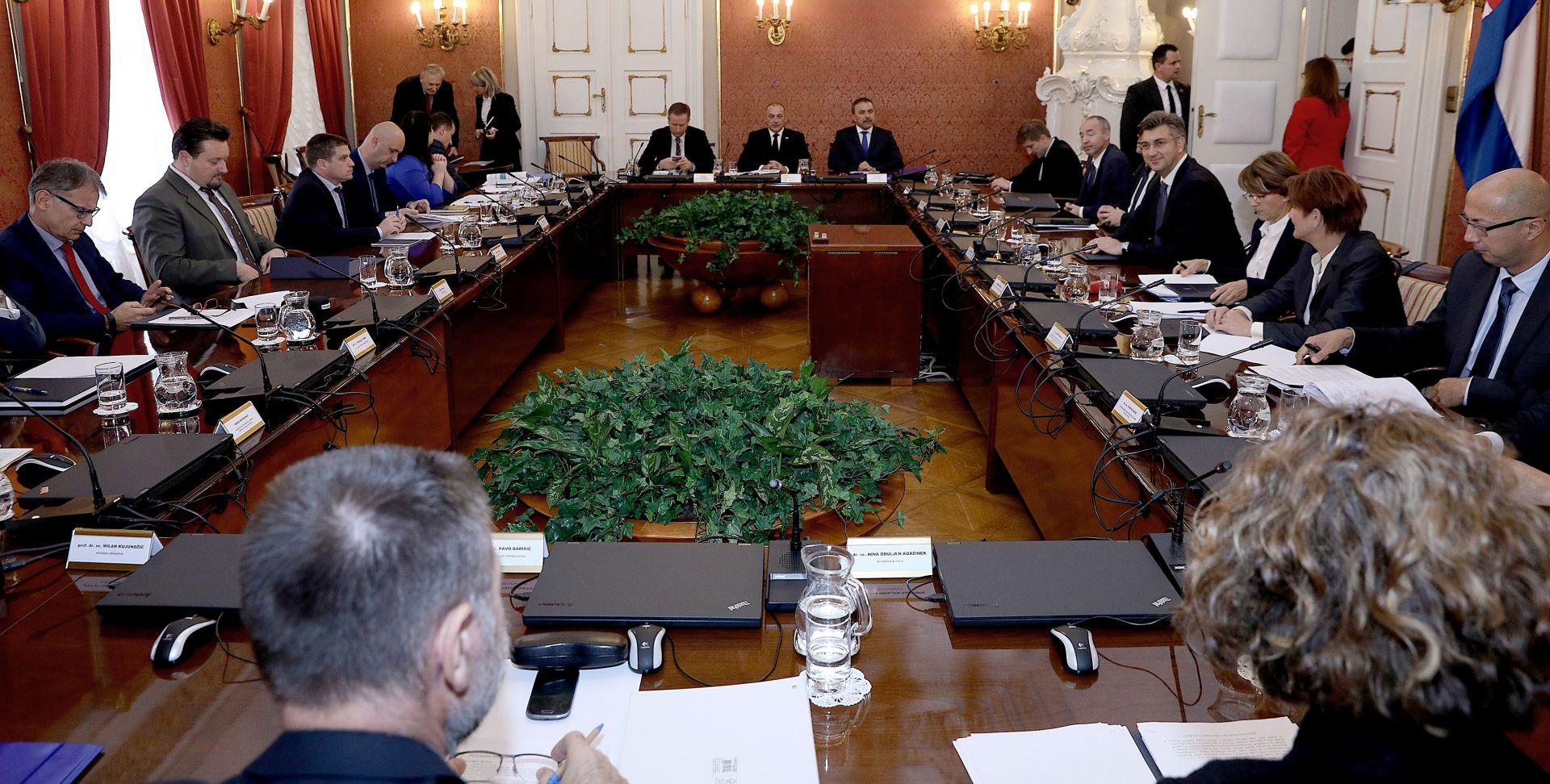SJEDNICA VLADE: Na dnevnom redu i rasprava o uhićenjima pripadnika HVO-a