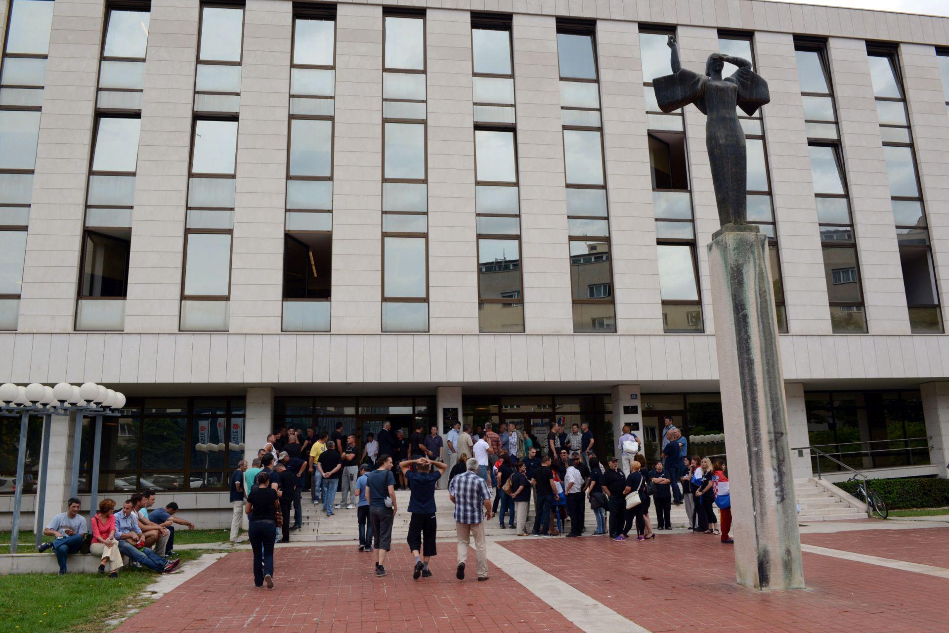 SPLITSKI ŽUPANIJSKI SUD: Prepolovljen broj nerješenih slučajeva