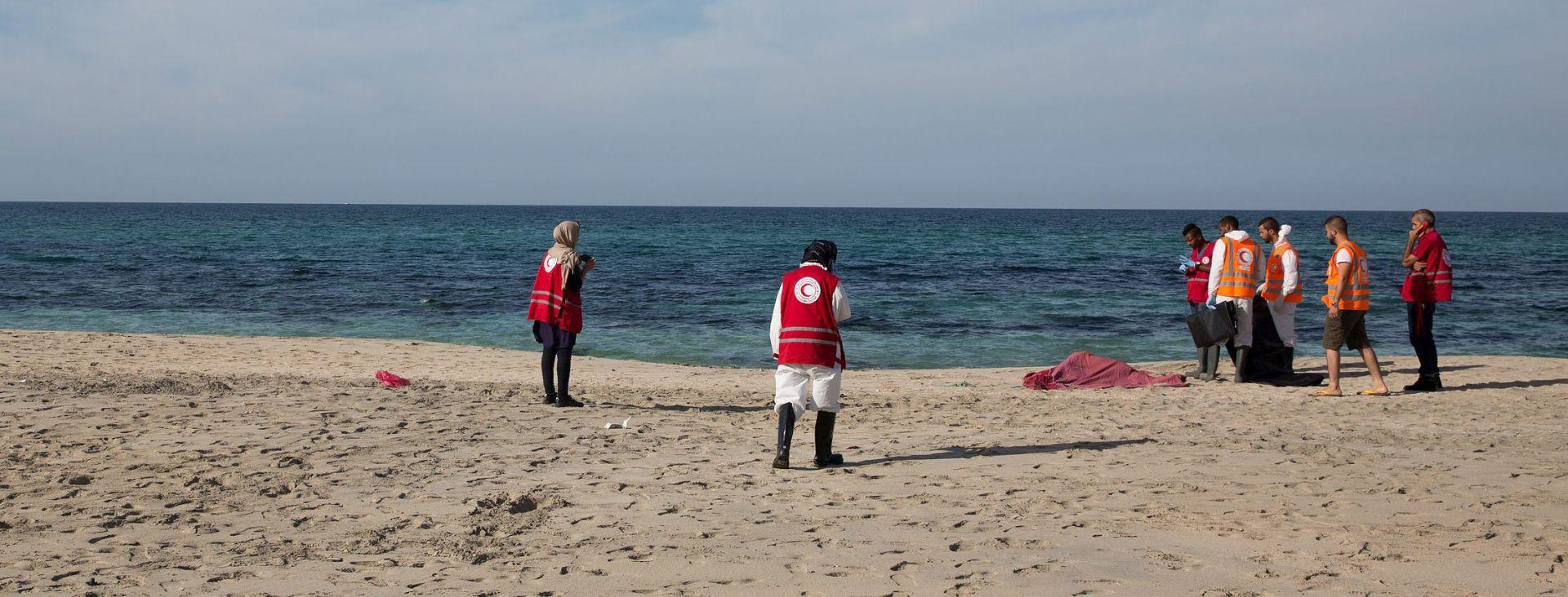 MSF: Oko 100 nestalih u Sredozemlju vjerojatno se utopilo