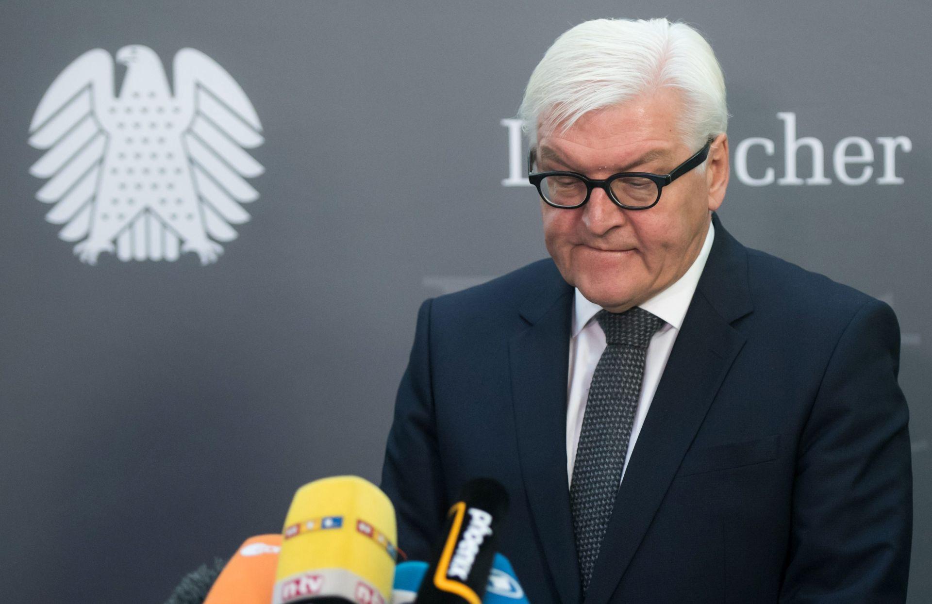 Frank-Walter Steinmeier budući njemački predsjednik