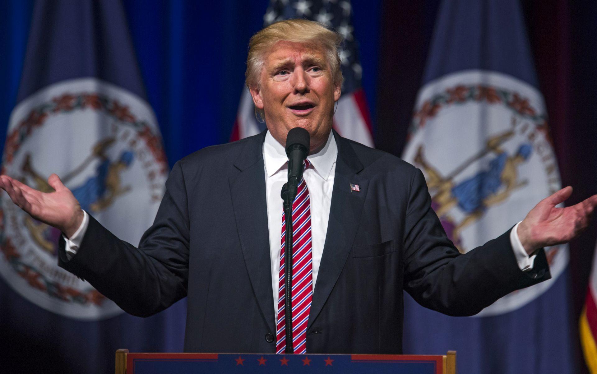 """Trump nudi pomoć Pakistanu, premijera Šarifa nazvao """"sjajnim momkom"""""""