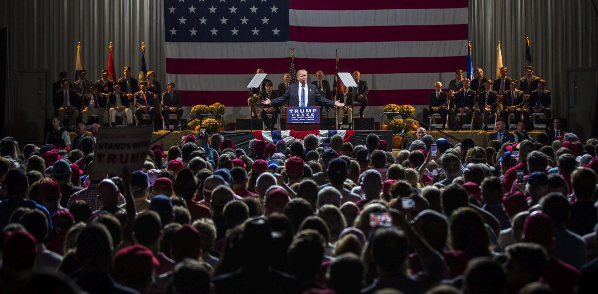 """PREDSJEDNIČKI IZBORI: Trumpu čestitali Putin, Orban, Le Pen, Njemačka """"šokirana"""""""