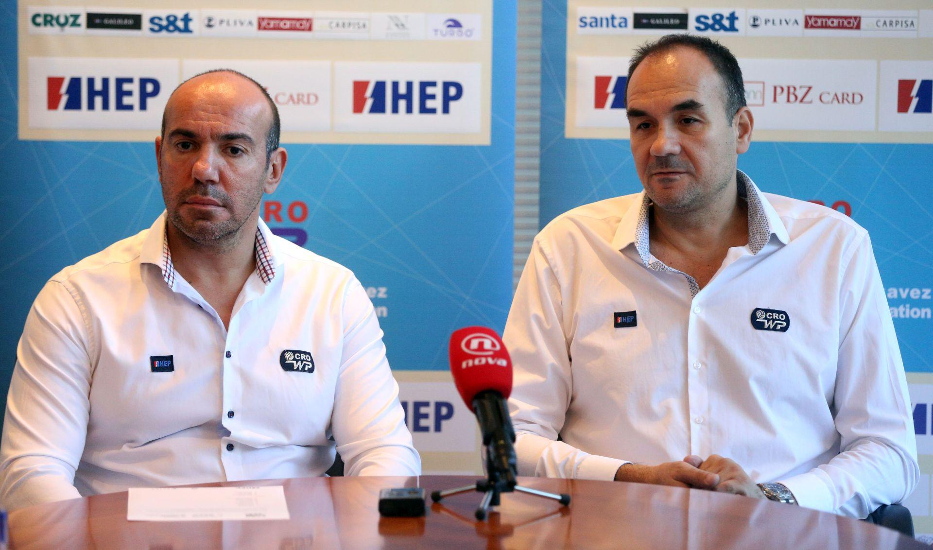 SVJETSKA LIGA: Tucak odabrao 14-oricu vaterpolista za susret s Grčkom