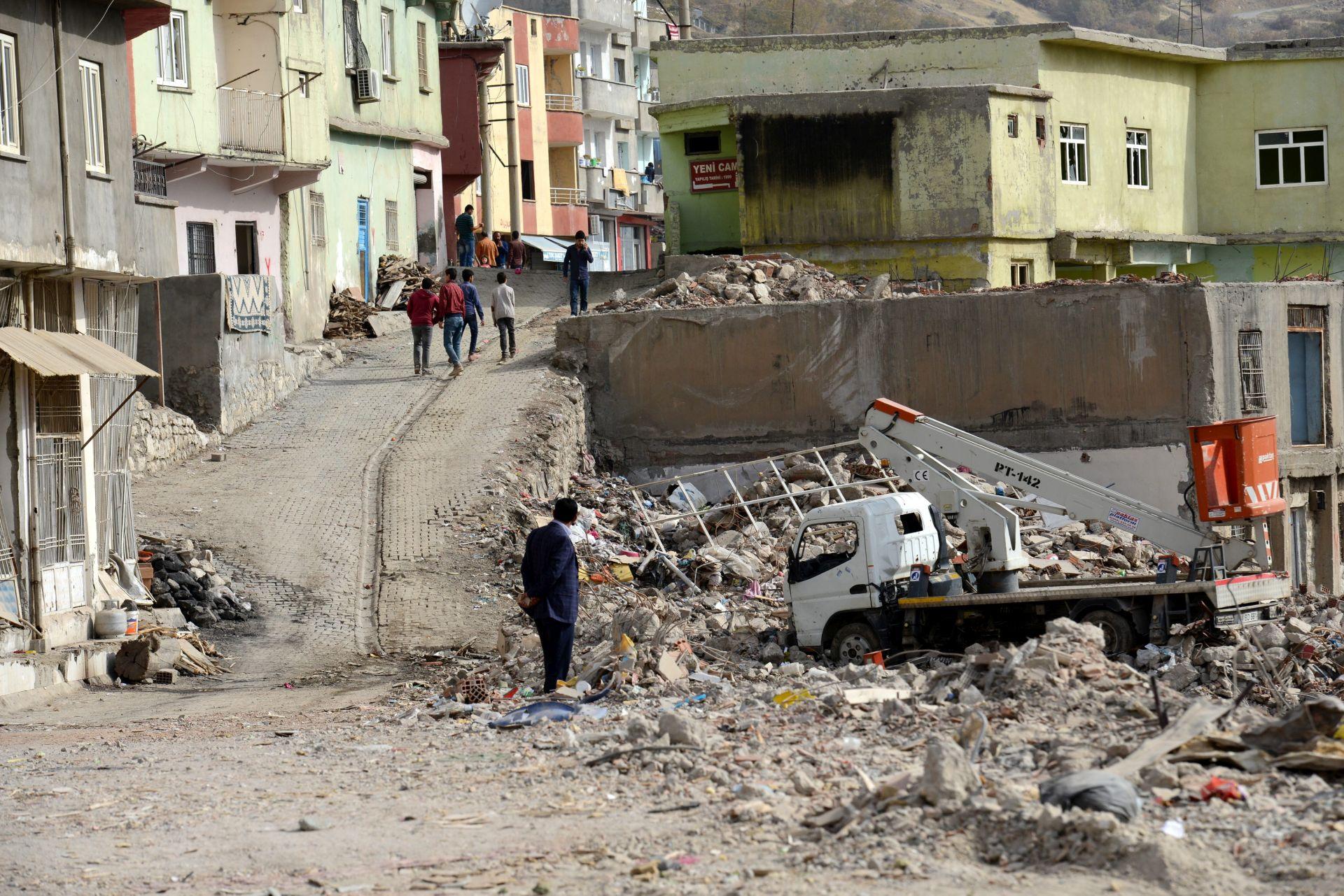 TURSKA U eksploziji ozlijeđeno pet osoba