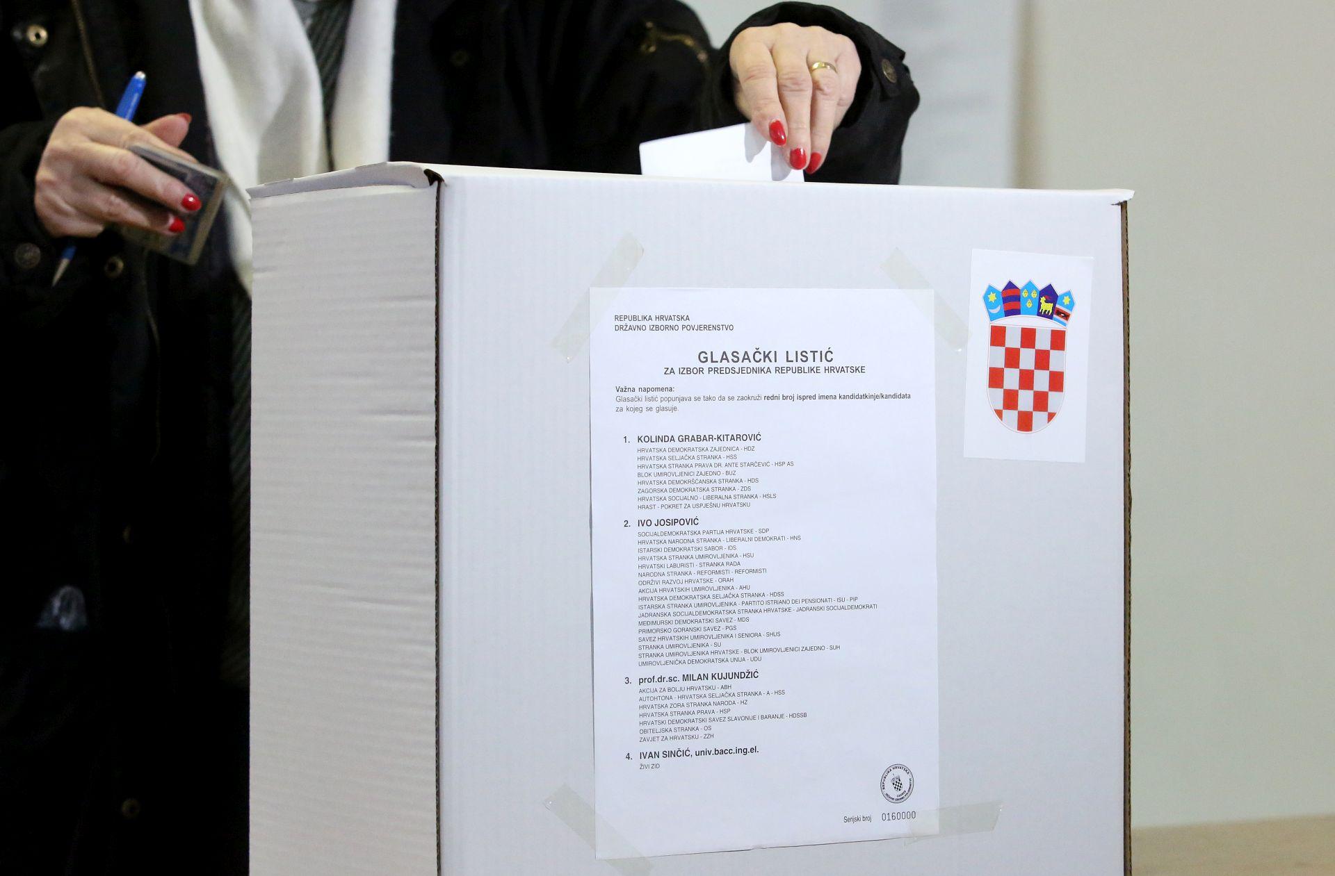 U IME OBITELJI: Ukidanje cenzusa od 10 posto za tri preferencijalna glasa