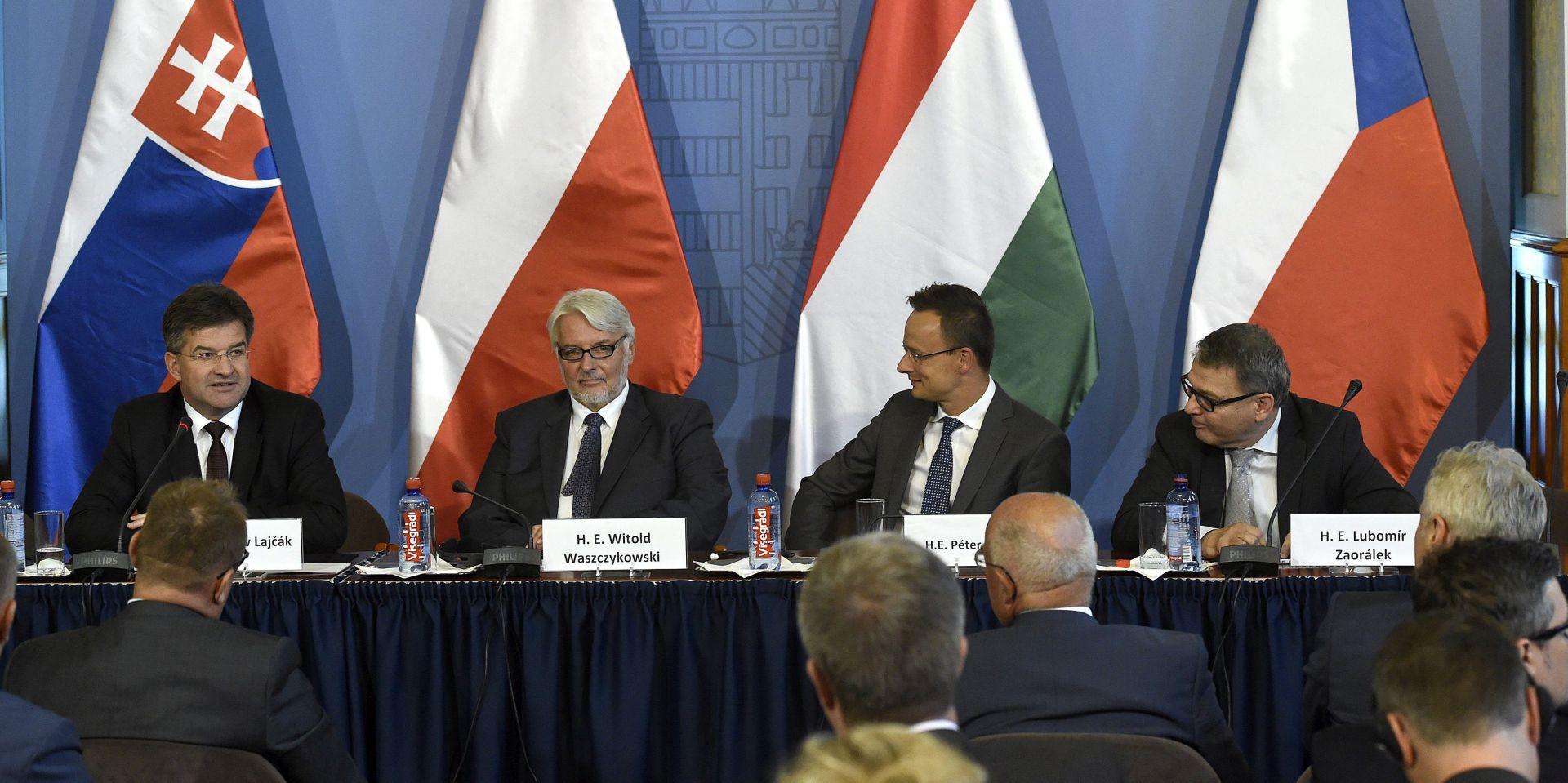 V4 I SUSJEDNE ZEMLJE: U Varšavi o izazovima migracija i sigurnosti