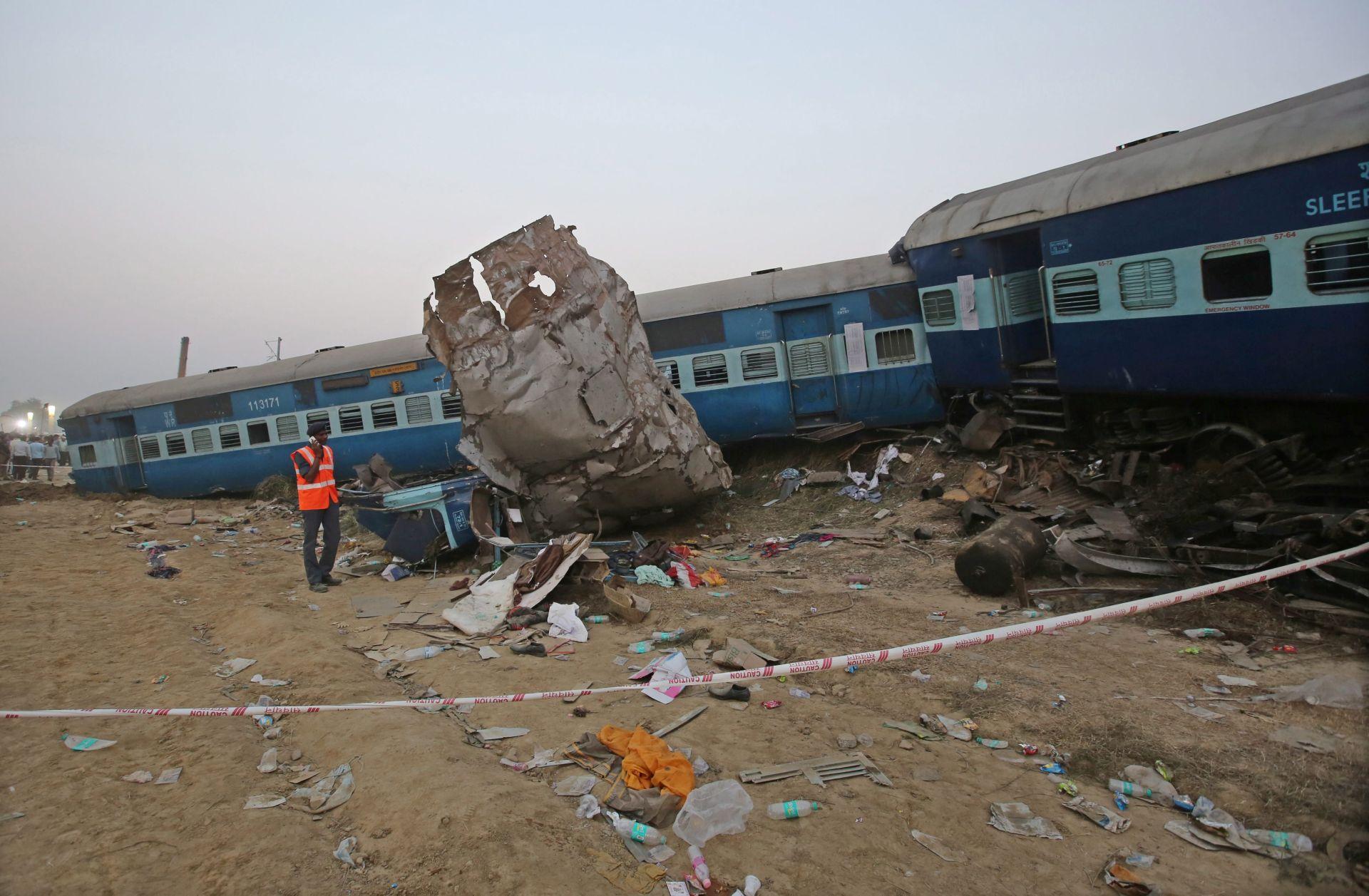 OTVORENA ISTRAGA: U Iranu se sudarila dva putnička vlaka, najmanje pet mrtvih