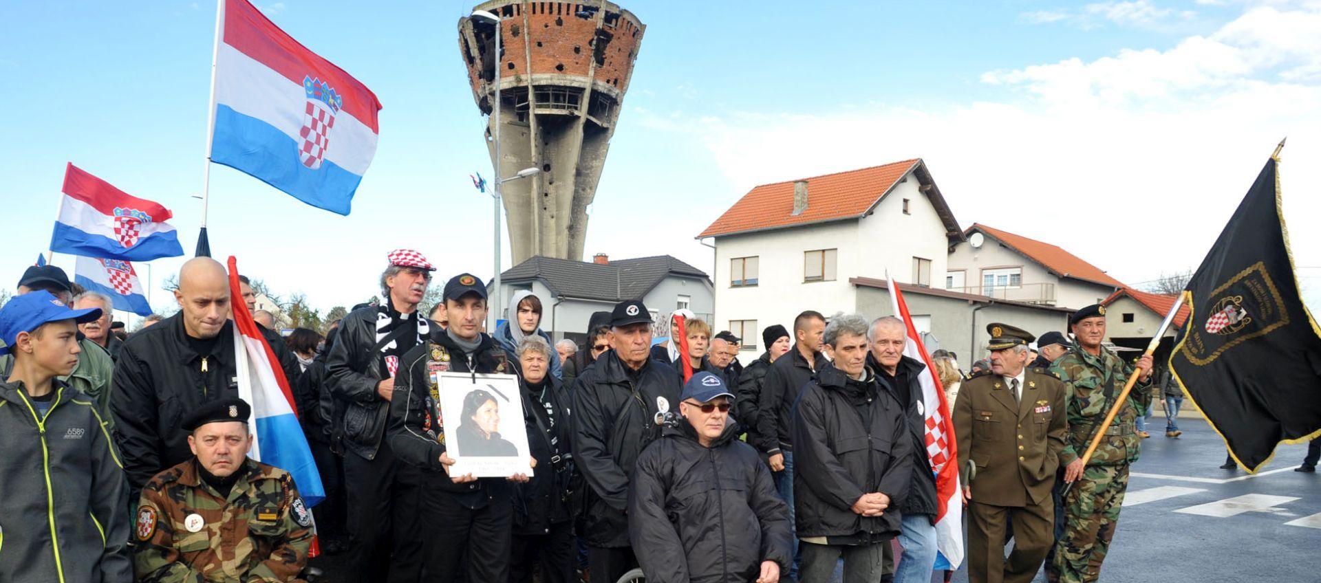 "Pod geslom ""Vukovar-mjesto posebnog pijeteta"" obilježavanje 25. obljetnice bitke za Vukovar"